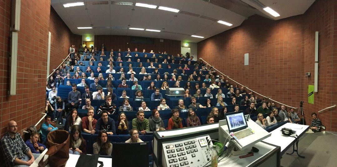 Nachlese: Veranstaltung der Fachschaft Psychologie an der Universität Trier